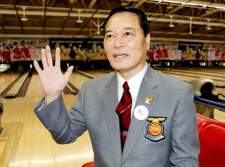 30)ボウリング 県ボウリング連盟理事長 西森安正さん(67 ...