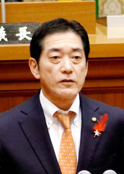知事選展望 中村氏の進退焦点|...