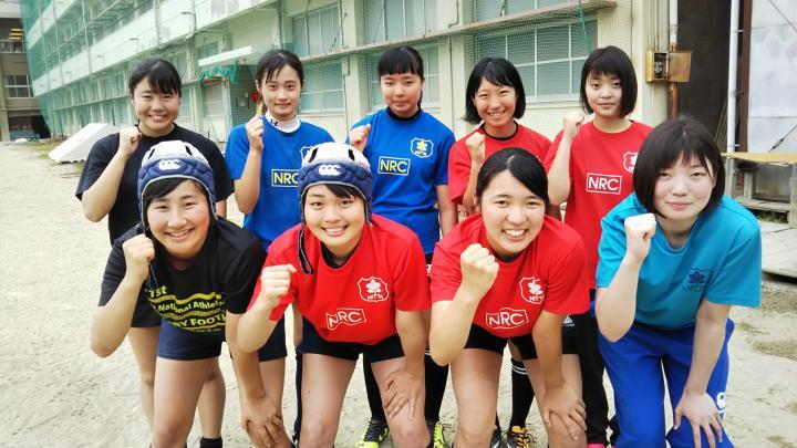 女子チーム案内 - rugby-japan.jp