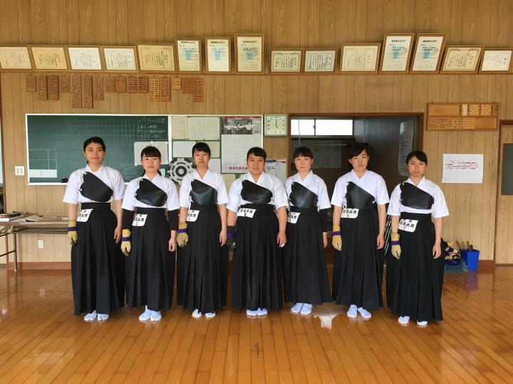 新居浜商業高校弓道部||愛媛新...
