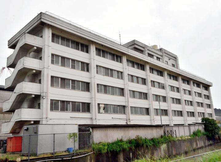 今治・松山刑務所大井造船作業場...