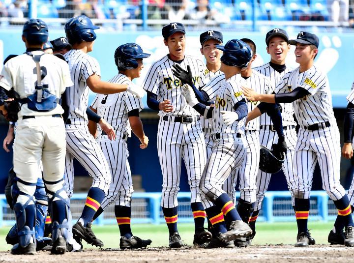 第4日 準決勝【今治西 3-4 帝京...