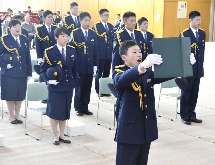警察 福島 学校 県