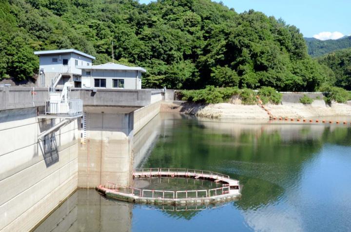 小河内ダム 貯水率 リアルタイム