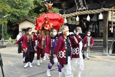 コロナ 秋祭り 立川諏訪神社例大祭!2020祭り日程・中止?コロナの影響は?