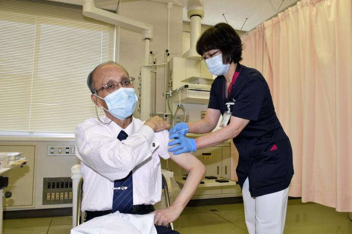 募集 コロナ 師 接種 予防 看護