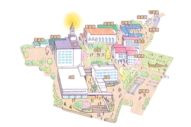 東雲 女子 大学